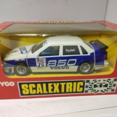 Scalextric: SCALEXTRIC VOLVO 850T RYDELL REF. 8391.09 TYCO. Lote 245157330