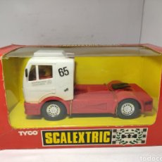 Scalextric: SCALEXTRIC CAMION MERCEDES TRUCK ANTAR TYCO REF. 8365.09. Lote 245157625