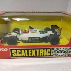 Scalextric: SCALEXTRIC MINARDI F1 TYCO REF. 8399.09. Lote 245158105
