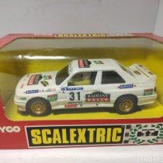 Scalextric: SCALEXTRIC BMW M3 RADIANT TYCO REF. 8397.09. Lote 245158325
