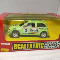Scalextric: SCALEXTRIC SEAT IBIZA GULF TYCO REF. 8319.09. Lote 245159245
