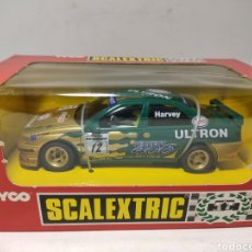Scalextric: SCALEXTRIC PEUGEOT 406 ESSO TYCO REF. 8334.09. Lote 246710150