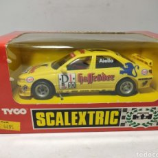 Scalextric: SCALEXTRIC PEUGEOT 406 HASSRODER TYCO REF. 8338.09. Lote 246713005