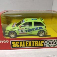 Scalextric: SCALEXTRIC SEAT IBIZA REPSOL TYCO REF. 8375.09. Lote 246734005