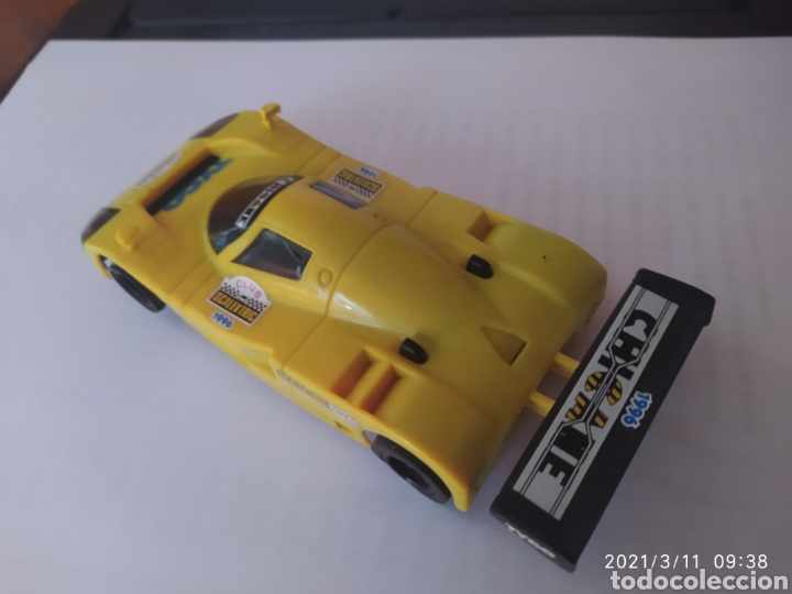 Scalextric: CLUB SCALEXTRIC 1996 REFª 9315c.09 MAZDA SRS-2 TYCO NO EXIN - Foto 3 - 247040480