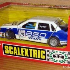 "Scalextric: SCALEXTRIC - TYCO - VOLVO 850T ""RYDELL"" - NUEVO, NUNCA ABIERTO - REF. 8391.09. Lote 247721180"