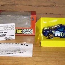 Scalextric: SCALEXTRIC - TYCO - SUBARU IMPREZA WRC - NUEVO Y EN SU CAJA ORIGINAL - REF. 8395.09. Lote 247722750