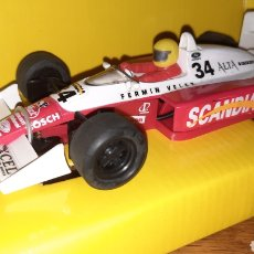 Scalextric: SCALEXTRIC TYCO FORMULA INDY LOLA FORD. Lote 252219220