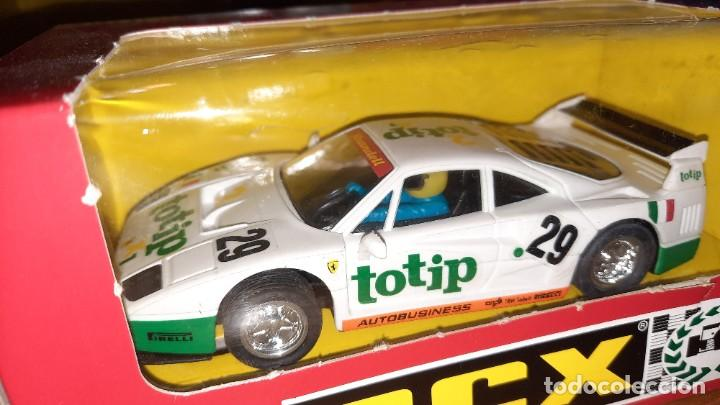 Scalextric: Scalextric Tyco FERRARI F-40 TOTIP - Foto 5 - 252551110