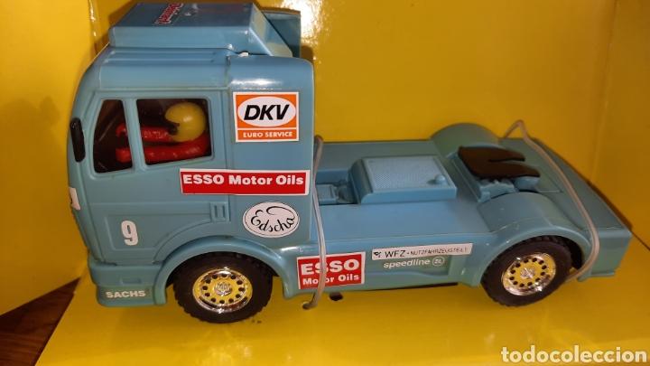 Scalextric: Scalextric tyco Camion Mercedes ESSO. - Foto 2 - 252591095