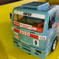 Scalextric: SCALEXTRIC TYCO CAMION MERCEDES ESSO.. Lote 252591095