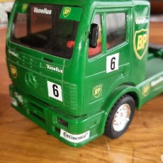 Scalextric: SCALEXTRIC TYCO CAMION MERCEDES BP.. Lote 252595305