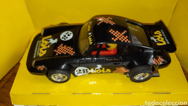 SCALEXTRIC TYCO PORSCHE 911. LOIS (Juguetes - Slot Cars - Scalextric Tyco)