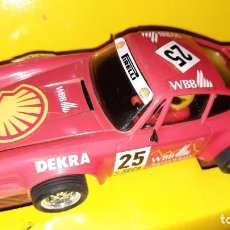 "Scalextric: SCALEXTRIC TYCO PORSCHE 911 ""SHELL"". Lote 252600830"