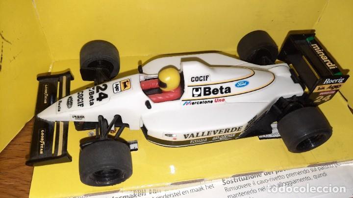 Scalextric: Scalextric Tyco MINARDI F1 VALVERDE. - Foto 2 - 252601275