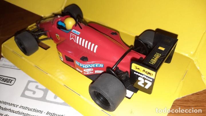 SCALEXTRIC TYCO FERRARI F1 (Juguetes - Slot Cars - Scalextric Tyco)