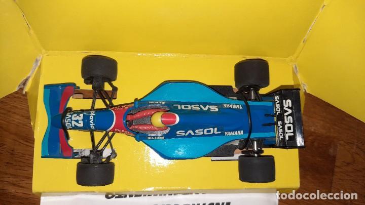 Scalextric: Scalextric Tyco MINARDI F1 - Foto 2 - 252602390