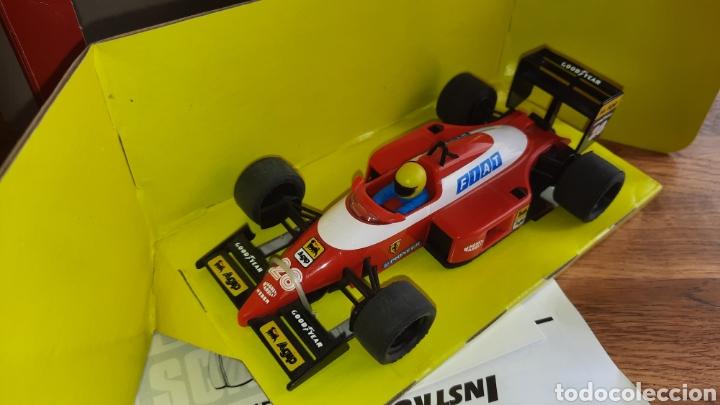 Scalextric: Scalextric Tyco FERRARI F-1 FIAT. - Foto 2 - 252606395