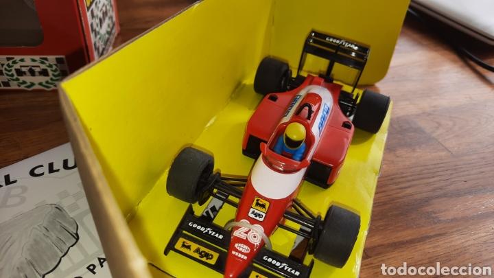 Scalextric: Scalextric Tyco FERRARI F-1 FIAT. - Foto 5 - 252606395
