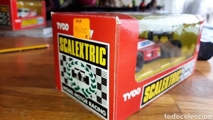 Scalextric: Scalextric Tyco FERRARI F-1 FIAT. - Foto 7 - 252606395