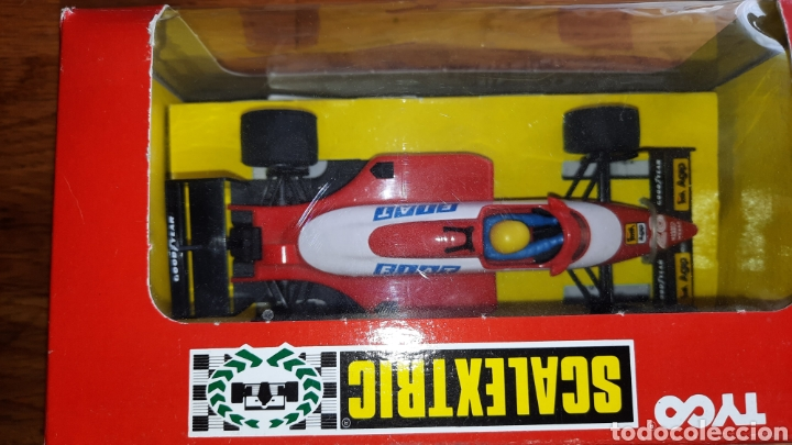 Scalextric: Scalextric Tyco FERRARI F-1 FIAT. - Foto 9 - 252606395