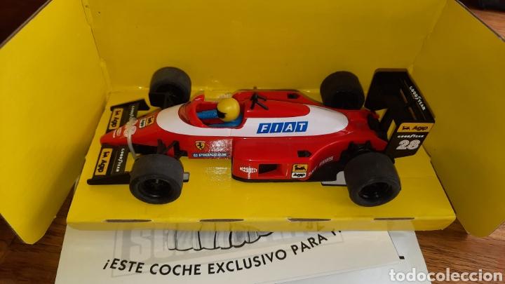 SCALEXTRIC TYCO FERRARI F-1 FIAT. (Juguetes - Slot Cars - Scalextric Tyco)