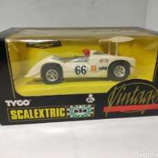 Scalextric: SCALEXTRIC CHAPARRAL GT VINTAGE TYCO REF. 8339.09. Lote 252674490