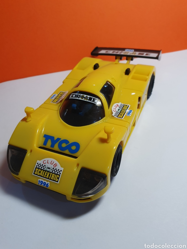 MAZDA COCHE SCALEXTRIC CLUB 1996 NUEVO (Juguetes - Slot Cars - Scalextric Tyco)