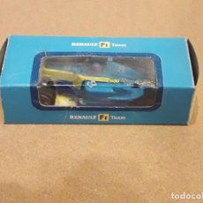 Scalextric: COCHE FERNANDO ALONSO RENAULT SCALEXTRIC TYCO O SIMILARES. Lote 255438105