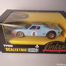 Scalextric: FORD GT 40 VINTAGE SCALEXTRIC DEFECTO. Lote 257506275