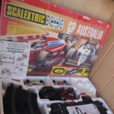 Scalextric: SCALEXTRIC TYCO : GP AUSTRALIA EN CAJA. Lote 257569450