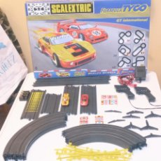 Scalextric: GT INTERNACIONAL- FORMULA TYCO - SCALEXTRIC- H0. Lote 260409775