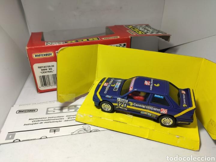 Scalextric: SCALEXTRIC BMW M3 CENTRAL HISPANO TYCO REF. 83700.20 - Foto 2 - 260739155