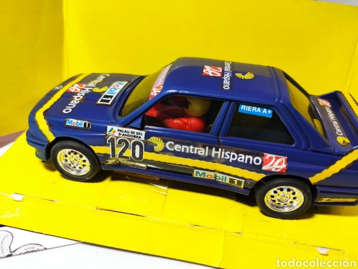 Scalextric: SCALEXTRIC BMW M3 CENTRAL HISPANO TYCO REF. 83700.20 - Foto 4 - 260739155