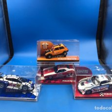 Scalextric: LOTE SCALEXTRIC CLUB VER FOTOS. Lote 260852830