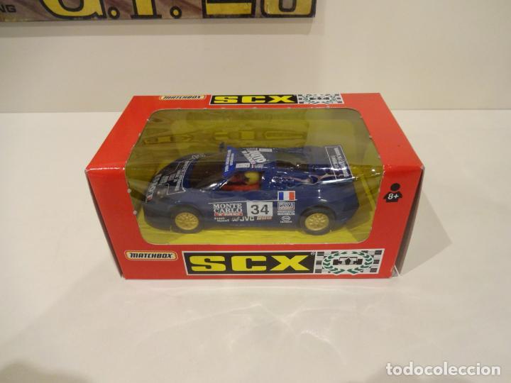 Scalextric: Scalextric. Bugatti EB110. Le Mans. Ref. 83860 - Foto 4 - 261122260