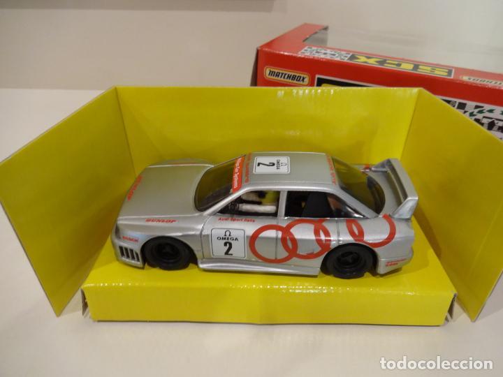 Scalextric: Scalextric. Audi 90 Dunlop. Ref. 83960 - Foto 3 - 261124520