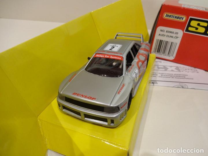 Scalextric: Scalextric. Audi 90 Dunlop. Ref. 83960 - Foto 2 - 261124520
