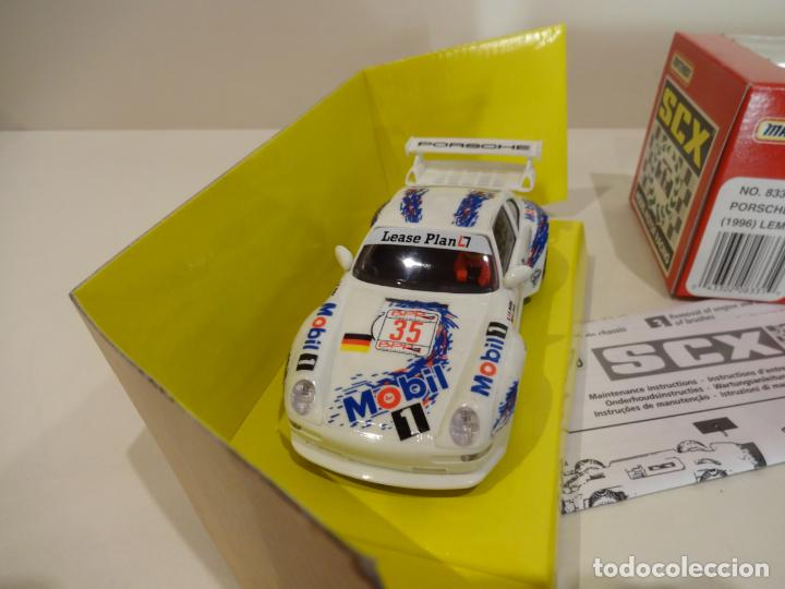 Scalextric: Scalextric. Porsche 911 GT3 1996. Le Mans. Ref. 83310 - Foto 4 - 261124670