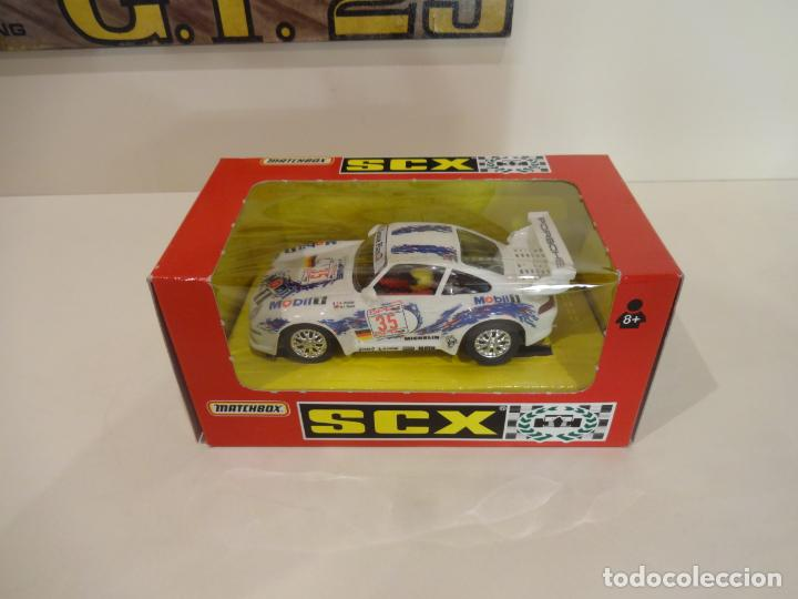 Scalextric: Scalextric. Porsche 911 GT3 1996. Le Mans. Ref. 83310 - Foto 2 - 261124670