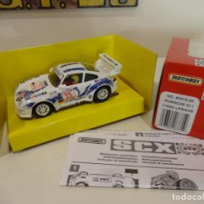 Scalextric: SCALEXTRIC. PORSCHE 911 GT3 1996. LE MANS. REF. 83310. Lote 261124670