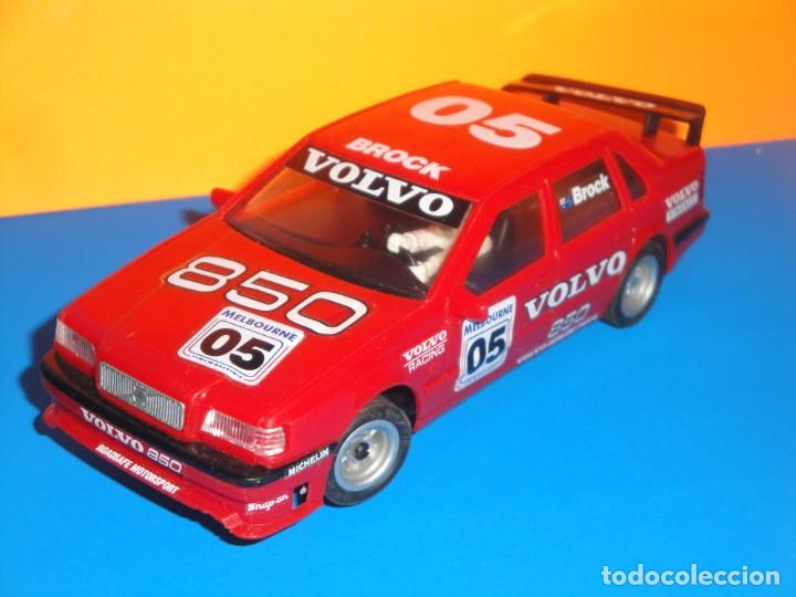 VOLVO 850 SCALEXTRIC SRS2 (Juguetes - Slot Cars - Scalextric Tyco)