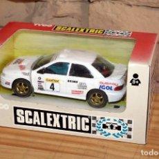 Scalextric: SCALEXTRIC TYCO - SUBARU IGOL - REF. 8358 - NUEVO Y EN SU CAJA ORIGINAL - AÑO 1993. Lote 262610810