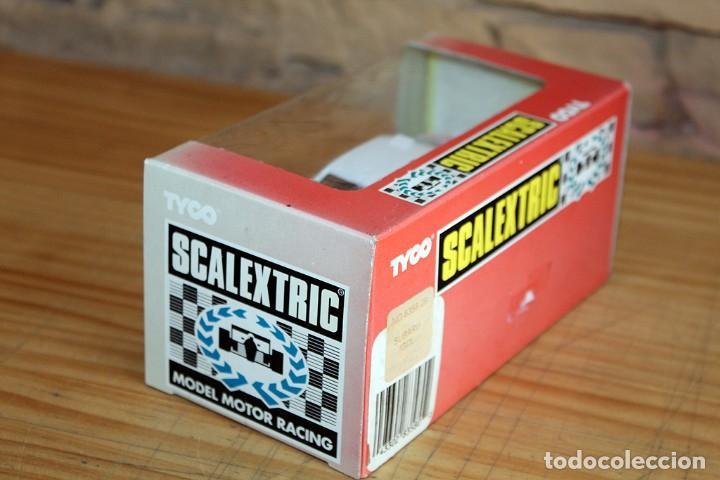 Scalextric: SCALEXTRIC TYCO - SUBARU IGOL - REF. 8358 - NUEVO Y EN SU CAJA ORIGINAL - AÑO 1993 - Foto 2 - 262610810