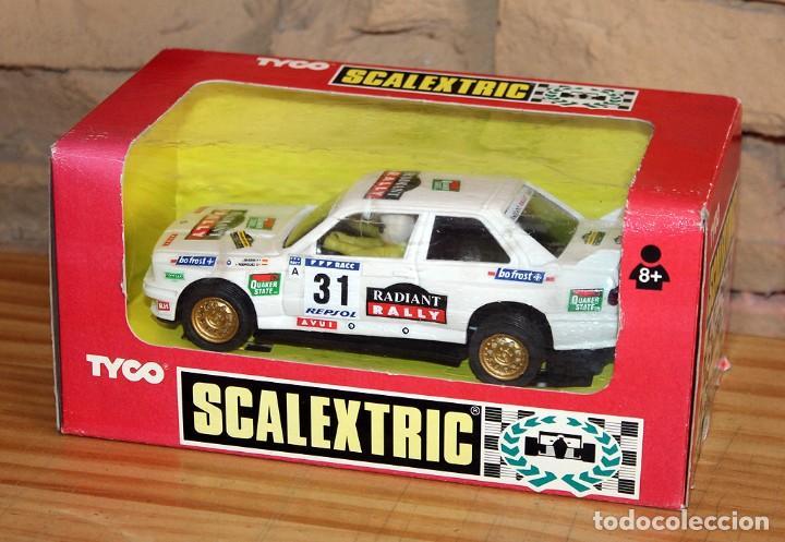 SCALEXTRIC TYCO - BMW M3 RABIANT - REF. 8397.09 - PILOTO PEP BASSAS - NUEVO Y EN SU CAJA ORIGINAL (Juguetes - Slot Cars - Scalextric Tyco)