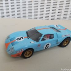 Scalextric: FORD GT VINTAGE SCALEXTRIC. Lote 263195695