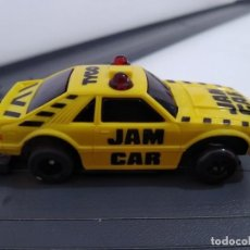 Scalextric: TYCO TCR COCHE SLOT OBSTACULO MUSTANQ NUEVO. Lote 263492835