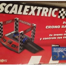 Scalextric: SCALEXTRIC CRONO RALLY. Lote 264139470