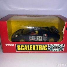 Scalextric: SCALEXTRIC BUGATTI EB 110 LE MANS SCX TYCO SLOT CAR 1/32 MB. Lote 267511399