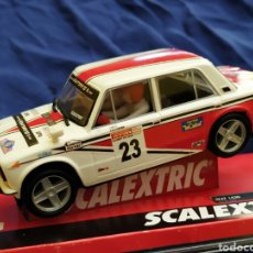 Scalextric: SEAT 124 Nº 23 SCALEXTRIC. Lote 267778324